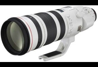 Canon: zoom EF 200-400 mm f/4L IS USM con conversor 1,4x